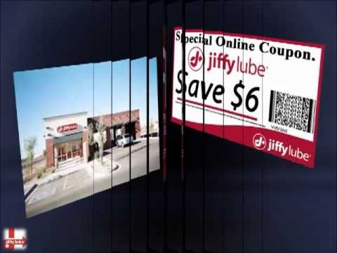 Jiffy Lube Oil Change Coupon Lower Down Oil Change Cost With Jiffy