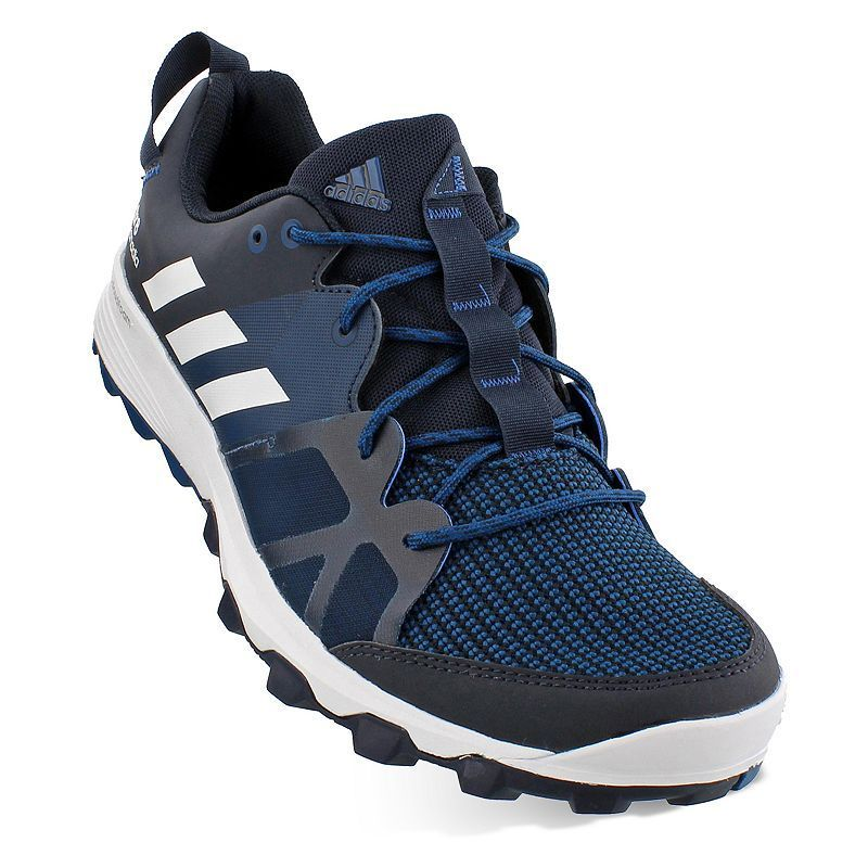 Adidas Outdoor Kanadia 8 Tr Men S Water Resistant Trail Running Shoes Mens Trail Running Shoes Running Shoes For Men Trail Running Shoes