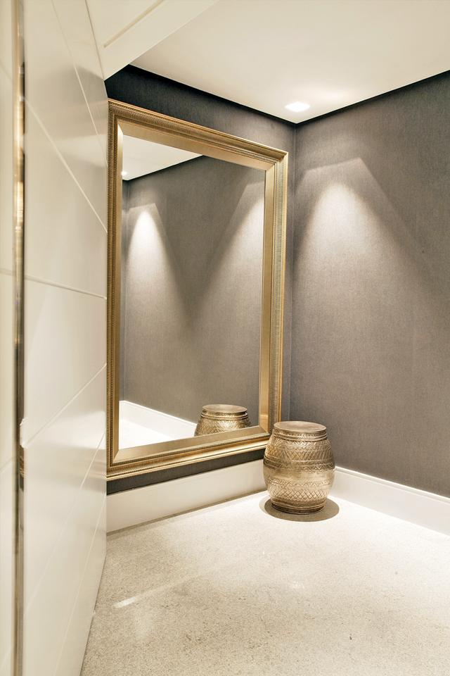 Hall do elevador u2013 veja modelos lindos e dicas de como decorar! Hall elevador Hall do  -> Como Decorar Hall De Entrada De Elevador