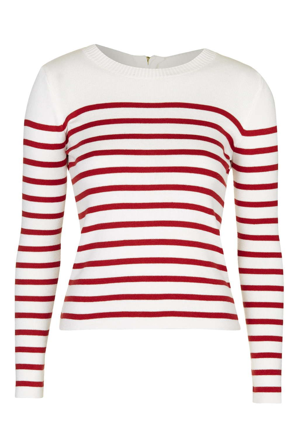 ShopStyle Collective · Red JumperWhite ... aa8db84e3