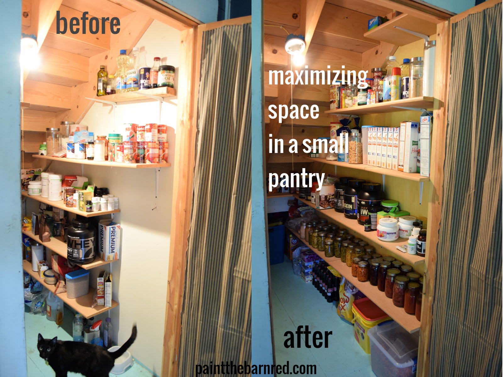 Best Maximizing Space In A Small Pantry Pantry Storage 400 x 300