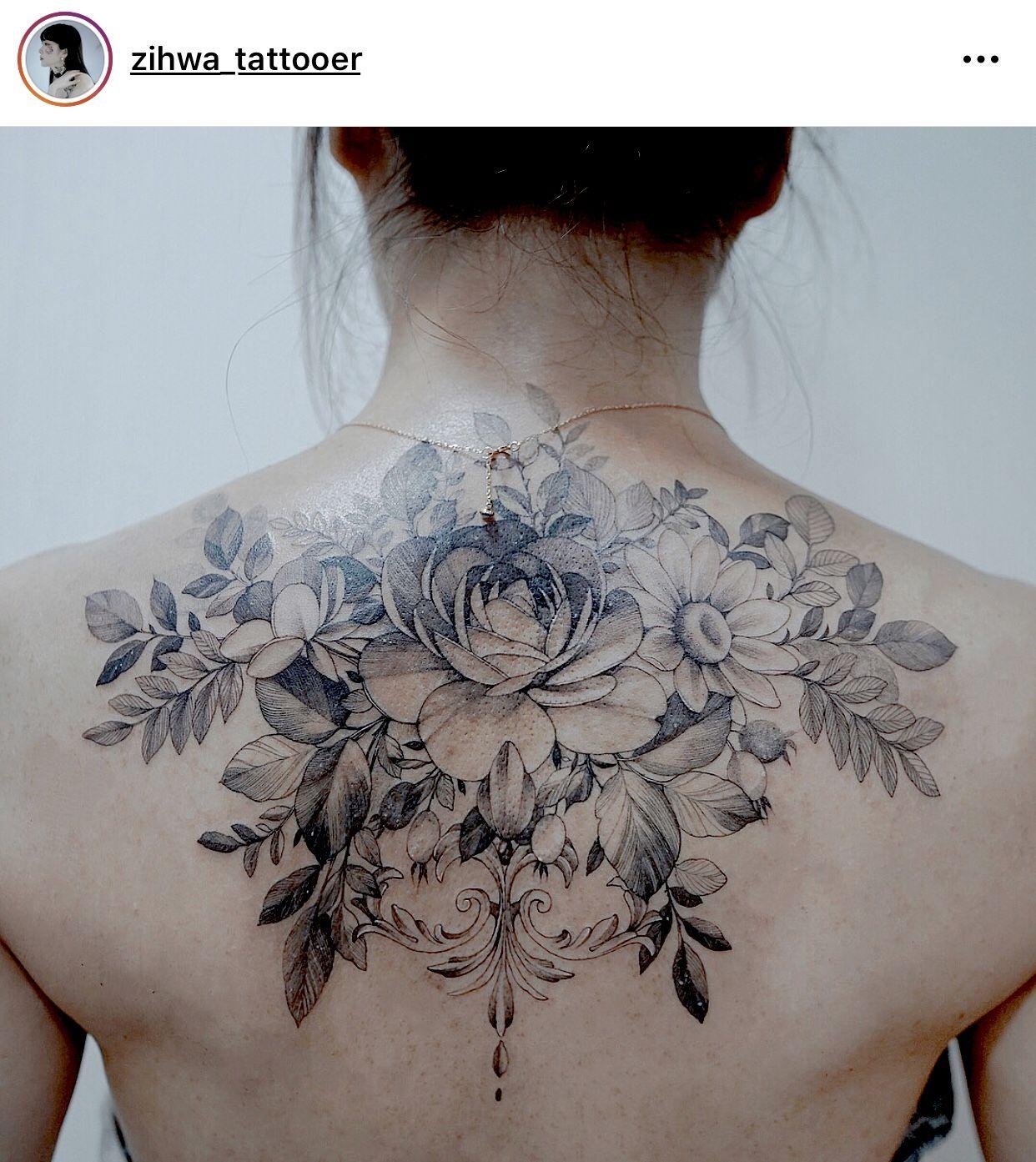 Pin By Corinne Littlefield On Tattoos Feminine Back Tattoos