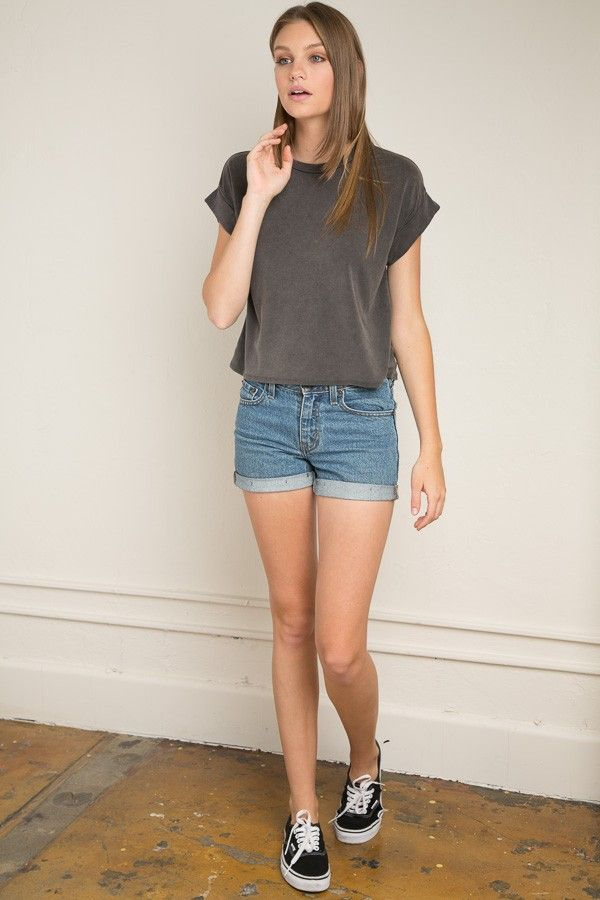 Brandy ♥ Melville | Caleigh Top - Clothing