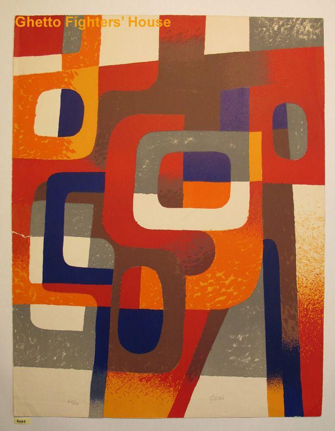 Léon Gischia | Castillian Hour 1949