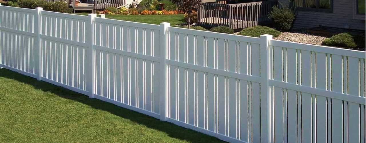 Vinyl Fence Fencing Companies Springfield Mo