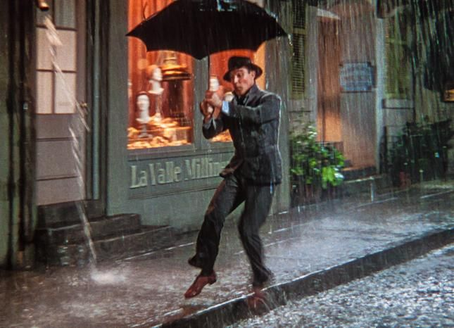 Painting Of Singn In The Rain Google Search Singing In The Rain Gene Kelly Classic Movies