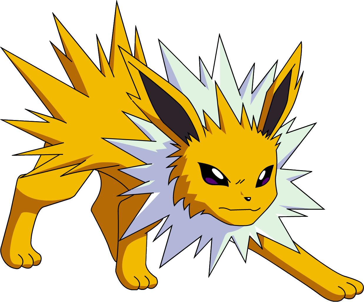 Jolteon Pokémon Wiki FANDOM powered by Wikia Zapdos