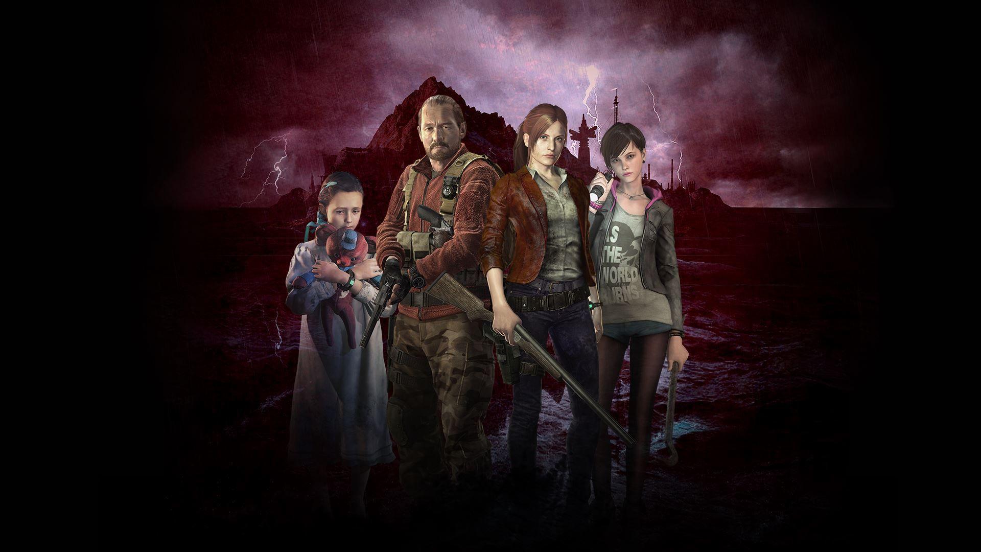 Resident Evil Revelations 2 Wallpaper Hd Resident Evil Resident