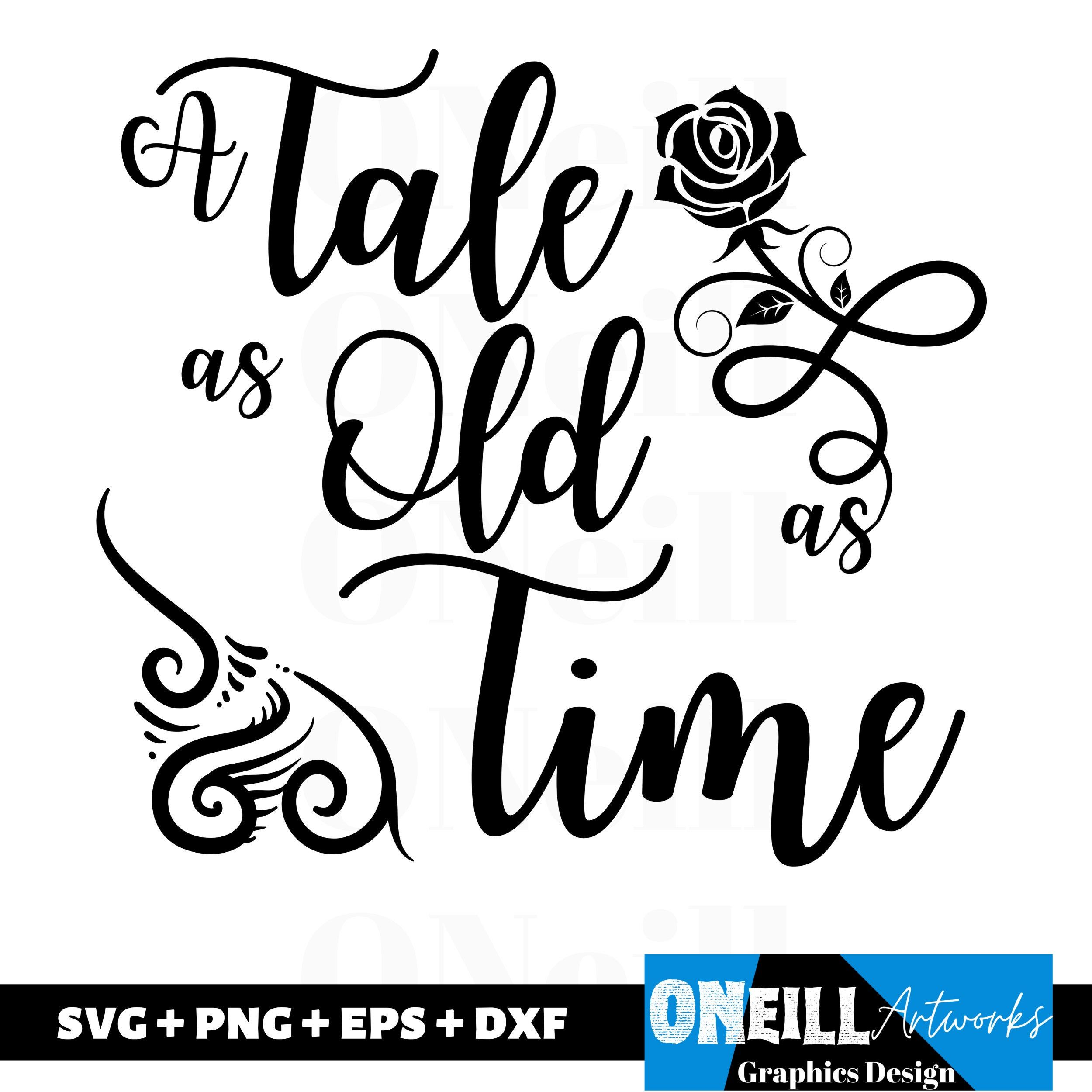 Beauty And The Beast Quote Svg Png Eps And Dxf Disney Party Etsy Svg Quotes Disney Tattoos Beauty And The Beast Beauty And The Beast Silhouette