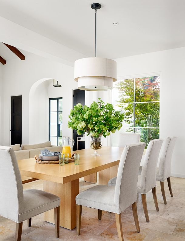 Our House Tour In Austin Home Dining Room Design House And Home Magazine Dream Dining Room