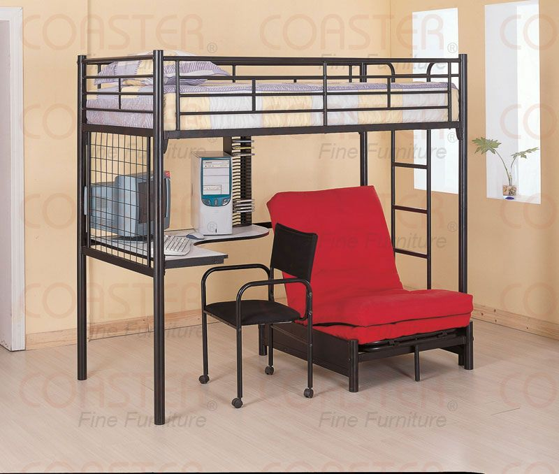 """I asked the children what they thought of this bunk bed, they said """"awesome mommy"""" haha too awesome"""