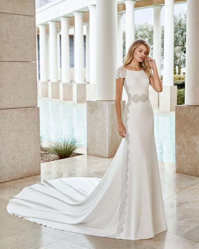 Sancho Bridal 2020 Rosa Clara Couture Collection Wedding Dress Couture Bridal Dress Design Casual Wedding Dress