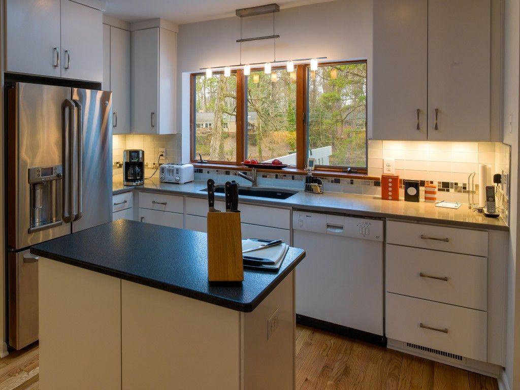 stunning kitchen remodel in newport news, hidenwood
