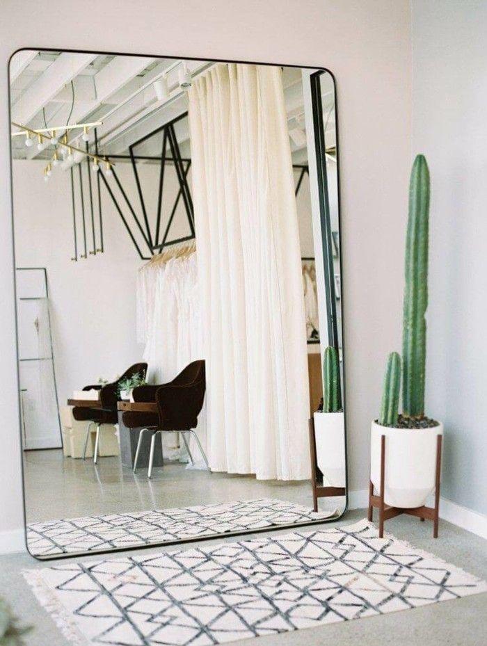 20 Kreative Ideen Mit Wandspiegeln In Verschiedenen