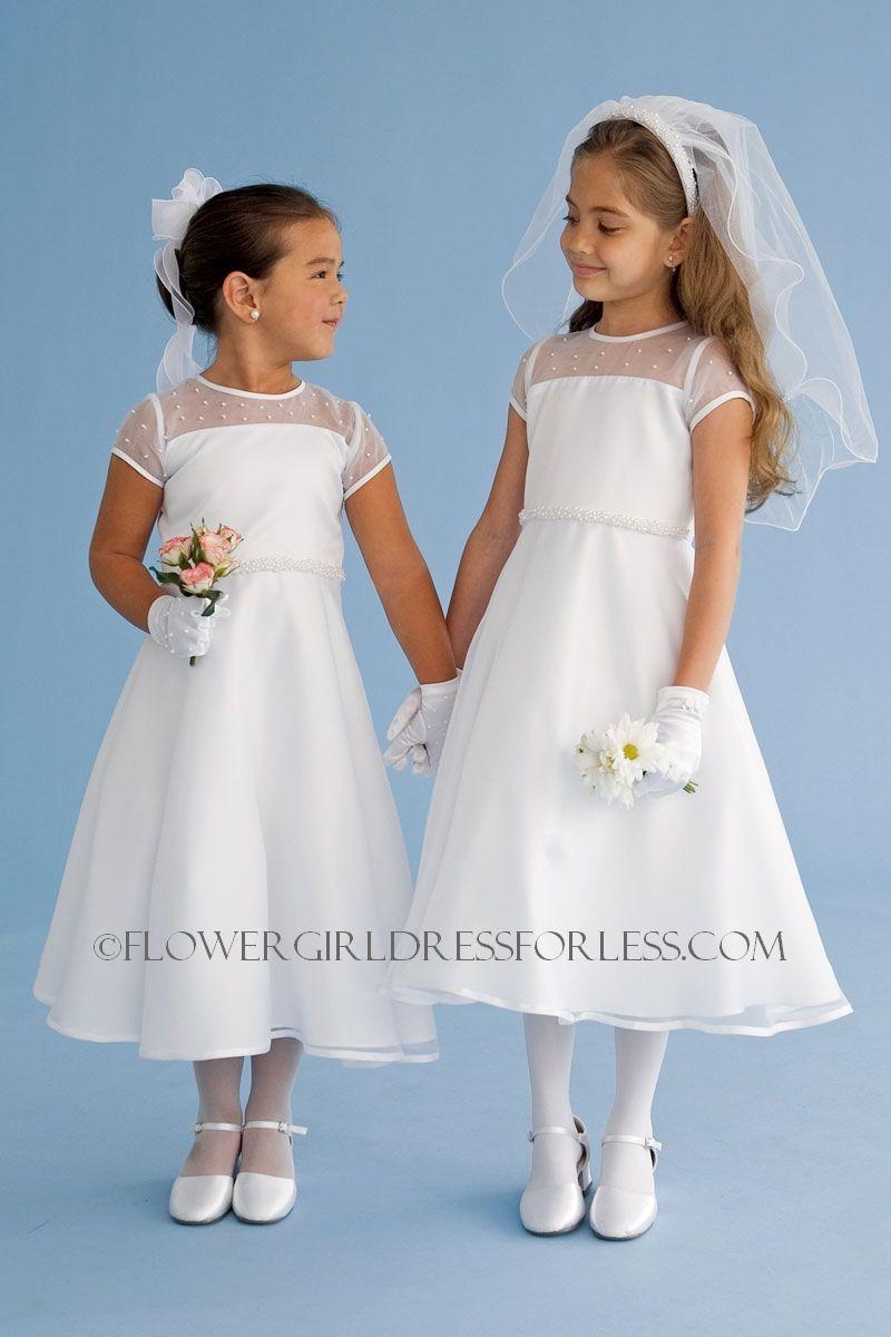 UA_214 - US Angel Flower Girl Dress Style 214 - Simple Cinderella ...