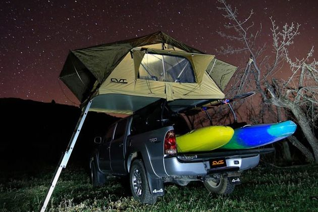 C&ing Tent Ideas - C&ing Tents and C&ing Sleeping Bags Can Be Used in Sub Zero Weather * More info could be found at the image url. & Rolling Homes: The 7 Best Rooftop Camping Tents | Jeeps ...