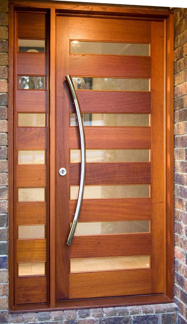 The Large Canyon long front door pull handle is stunning. It\'s ...