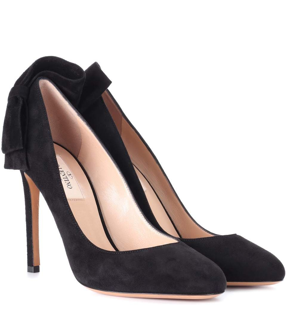 Free Shipping Wholesale Price Clearance From China Valentino Garavani suede pumps Buy Cheap 100% Guaranteed 5N6kWQS