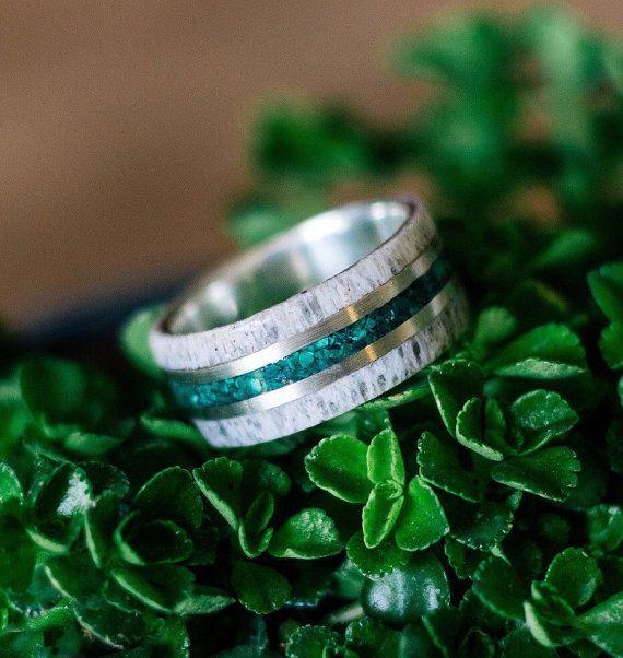 Black Tungsten Green Ring Mens Wedding Band Ring Green Emerald Tungsten Carbide 8mm Tungsten M Mens Diamond Wedding Bands Mens Wedding Bands Mens Wedding Rings
