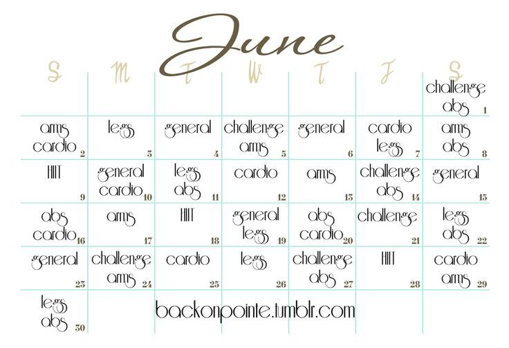 June Challenge Health  Fitness Pinterest June challenge