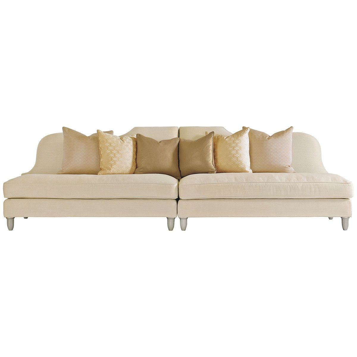Caracole Ooh La La Left Arm Sofa Sectionals Uph Soflaf 01i
