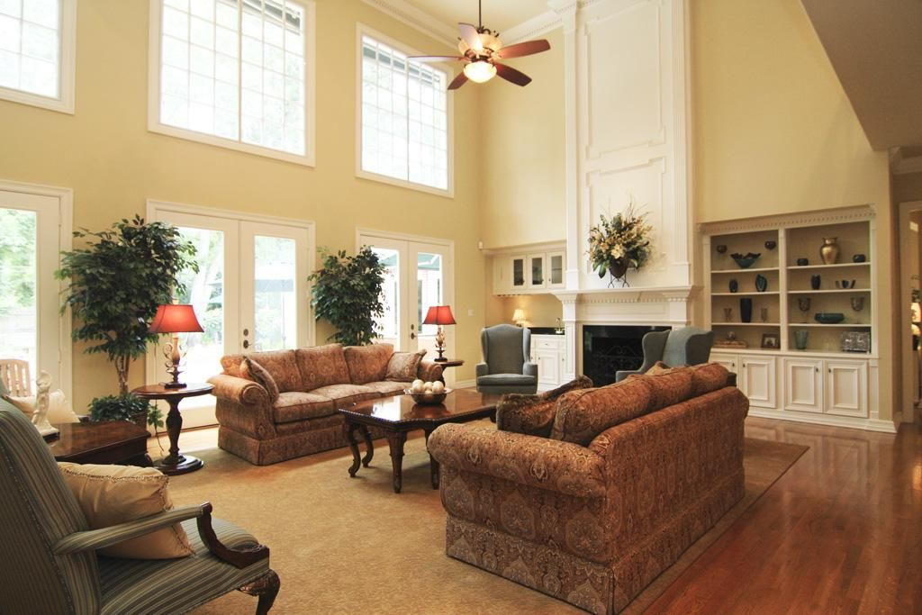 Two Story Fireplace Design Ideas Help Please With 2 Story