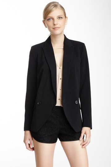 Amarello Button Blazer by French Connection on @HauteLook $119, down from $288. js