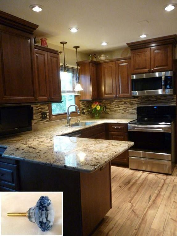 Dark, light, oak, maple, cherry cabinetry and cleaning ...