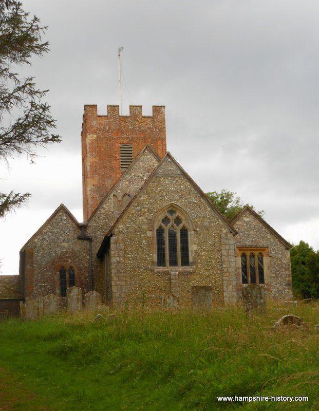 The Tichborne Family Chapel Tcihborne Hampshire Architecture House Styles Chapel