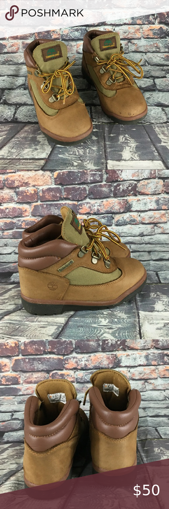 Timberland Boot Toddlers boy Size 12 in