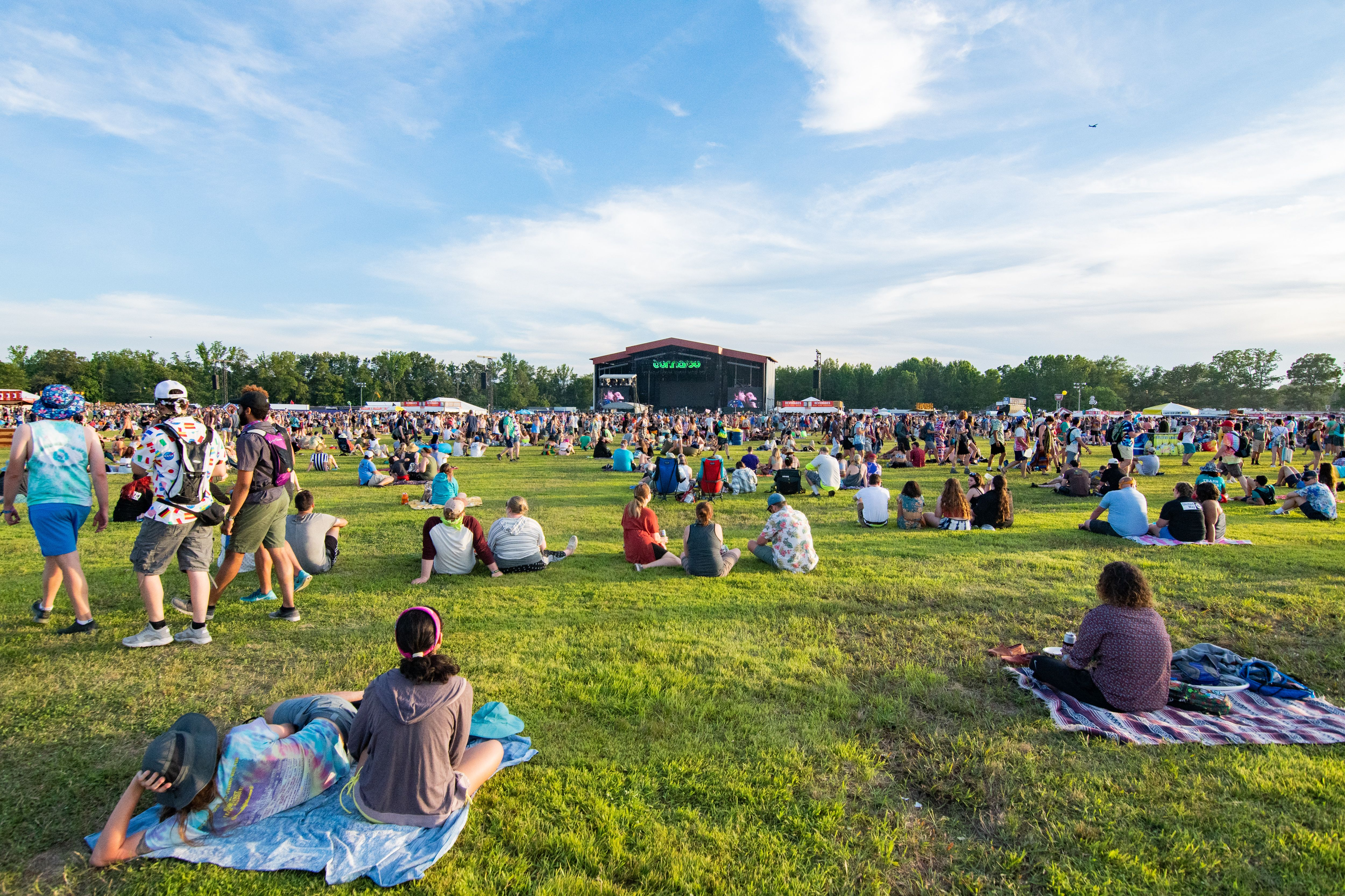 Nashville events. in 2020 Nashville events, Live music