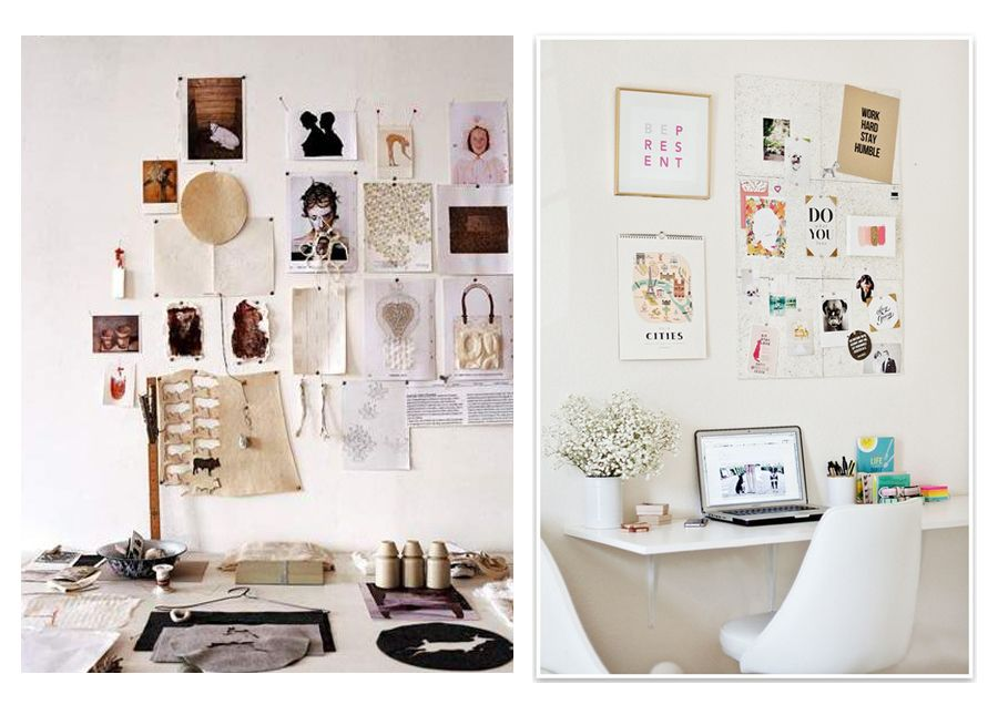 Home Studio Workspace Decor Ideas