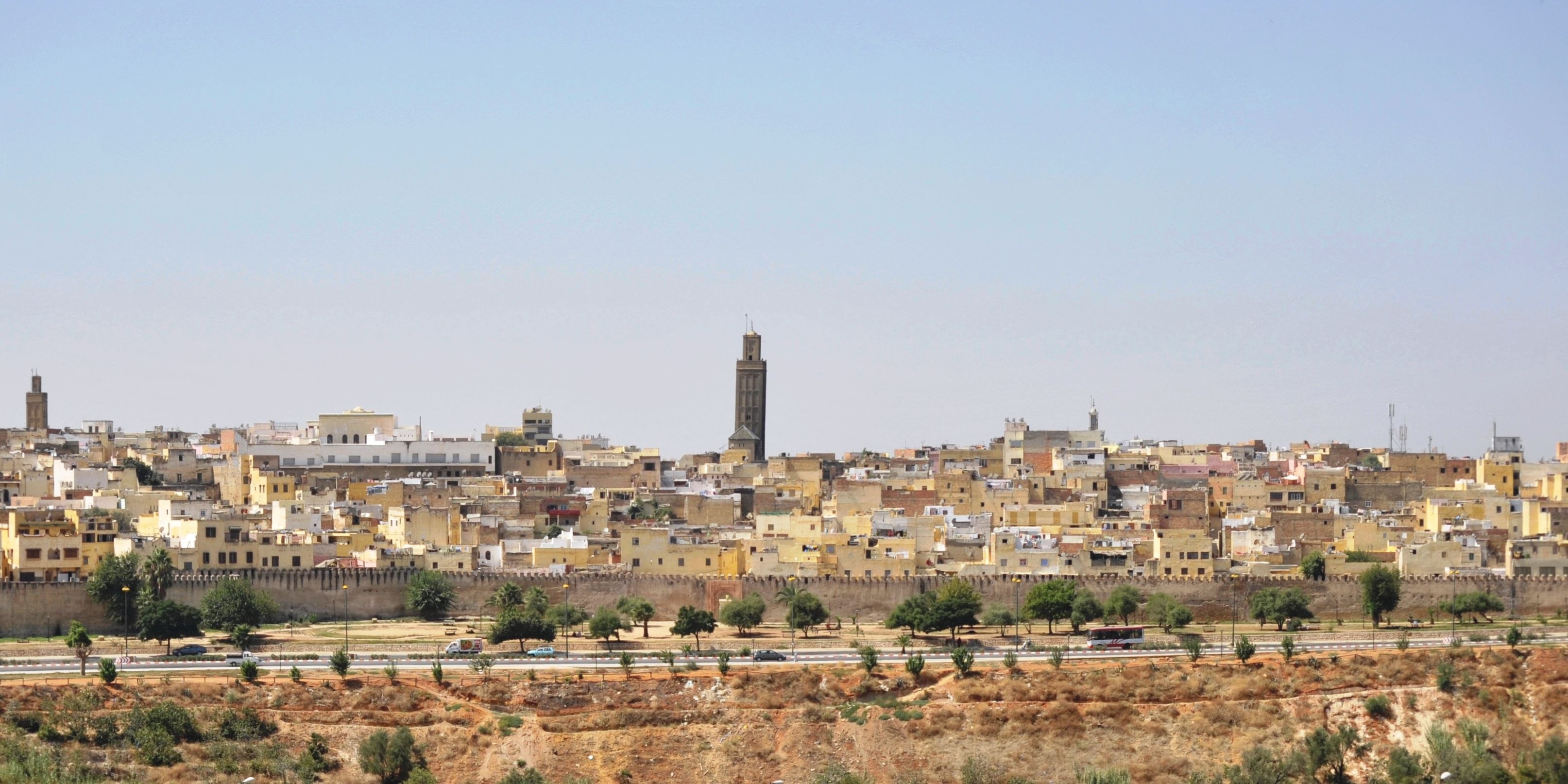 La Ville de Meknes