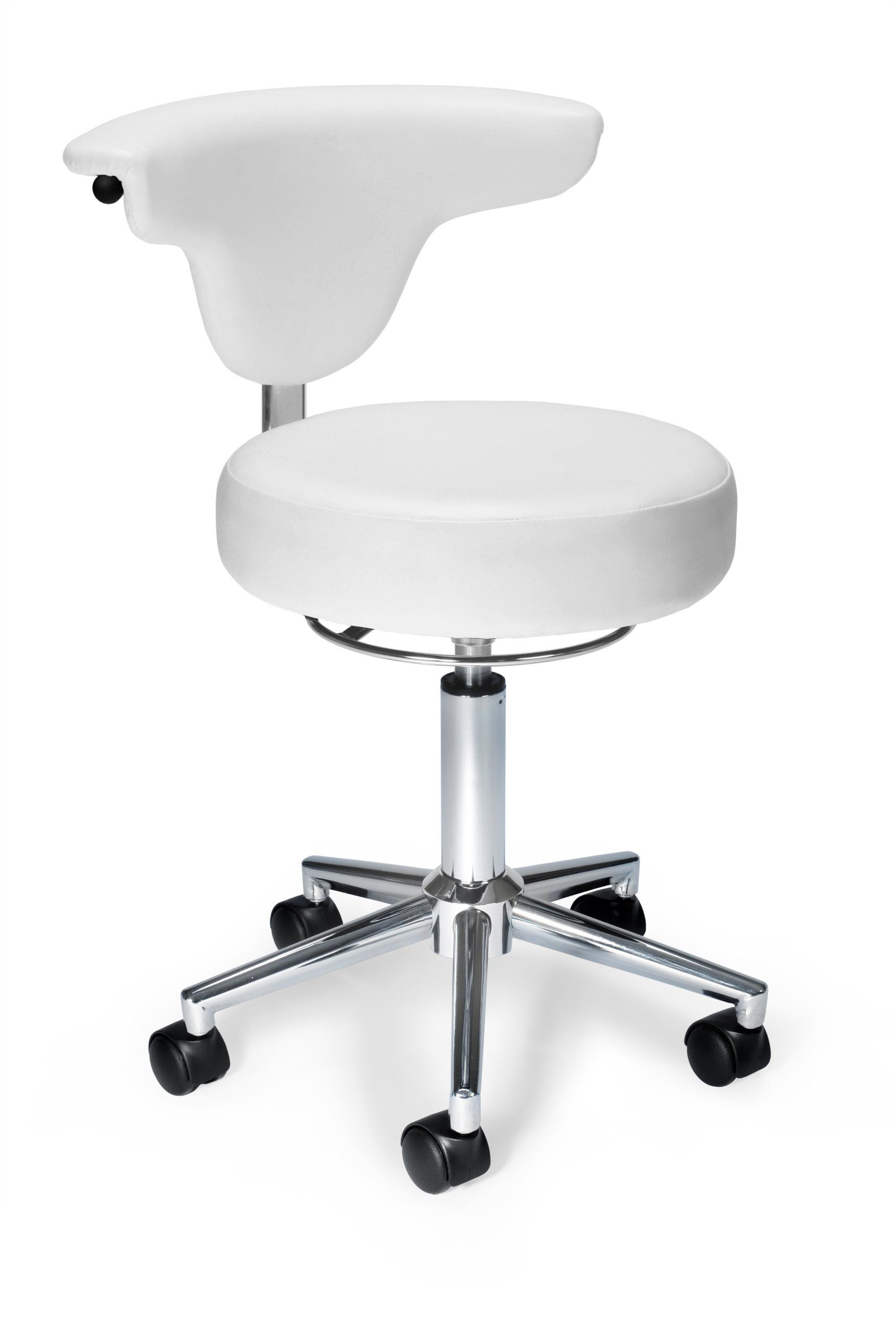 Ofm 910white Antimicrobial Bact Anatomy Vinyl Chair White You Can Get Additional Details At The Image Link This Is An A Vinyl Chairs Chair Chair Upholstery