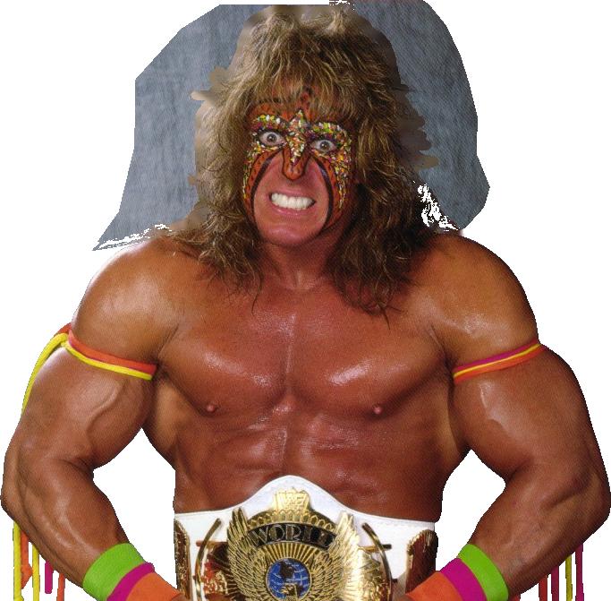 Rip Warrior Ultimate Warrior Warrior Wrestling