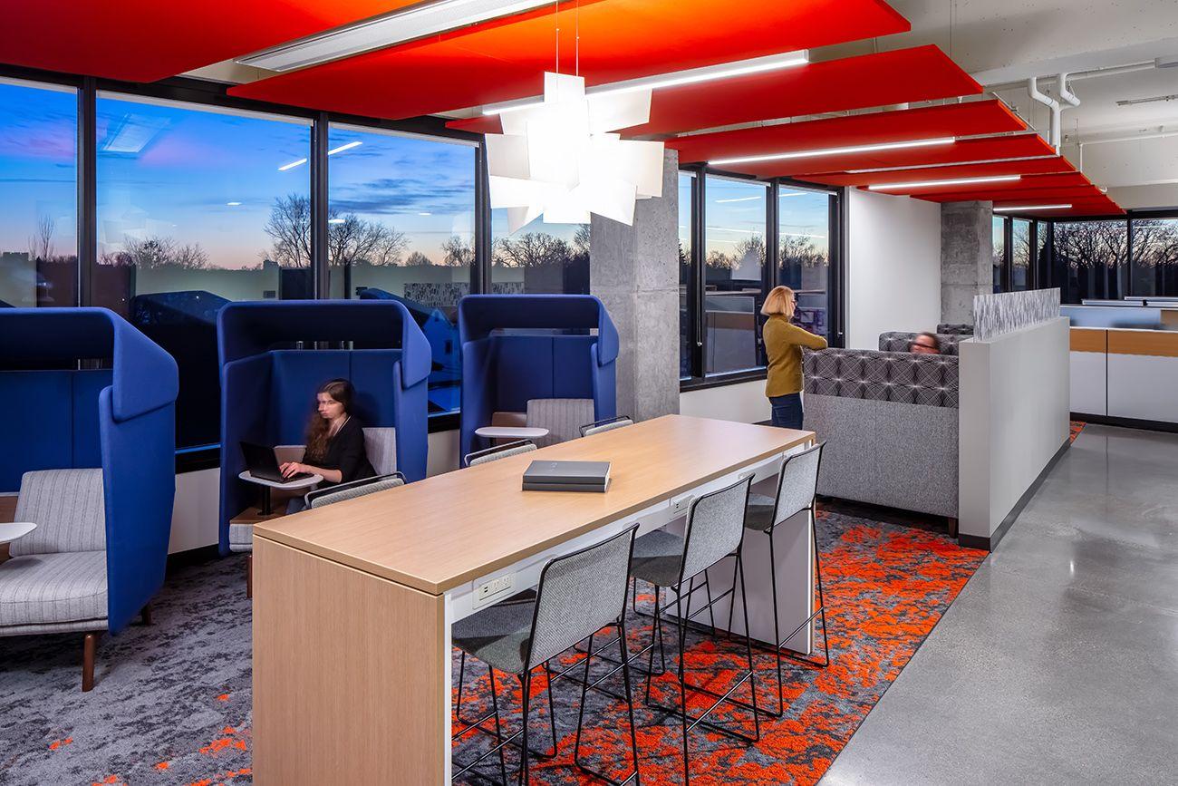 Inside Metropolitan Economic Development Association's Minneapolis HQ