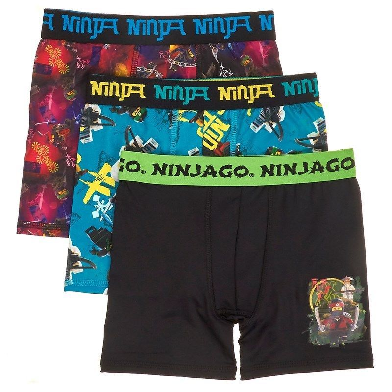 LEGO NINJAGO Boys Boxer Shorts