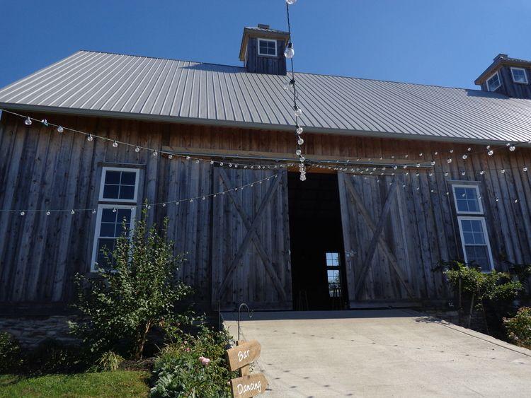 Barn Wedding//Scintilla
