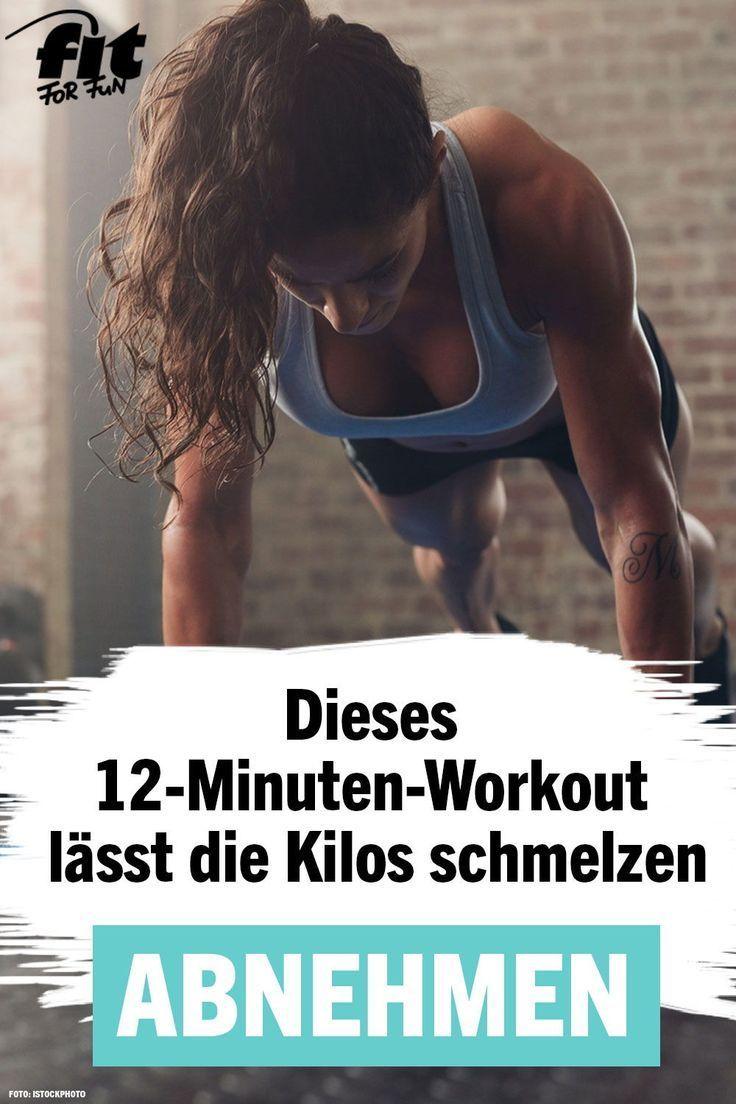 Kurz und knackig: Dieses 12-Minuten-Workout lässt die Kilos schmelzen        Kurz und knackig: Diese...