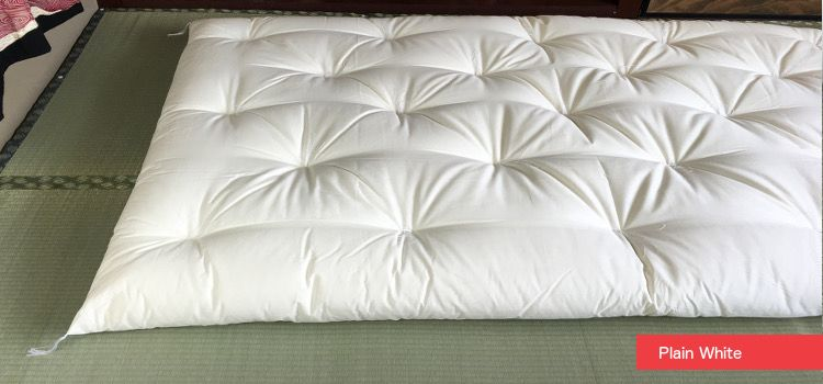 experience our authentic hand crafted japanese futon with untreated 100  natural white experience our authentic hand crafted japanese futon with      rh   pinterest