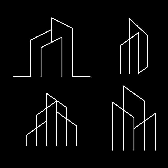 Pin By Zonja Velwett On Ideas Real Estate Logo Design Property Logo Design Construction Logo Design