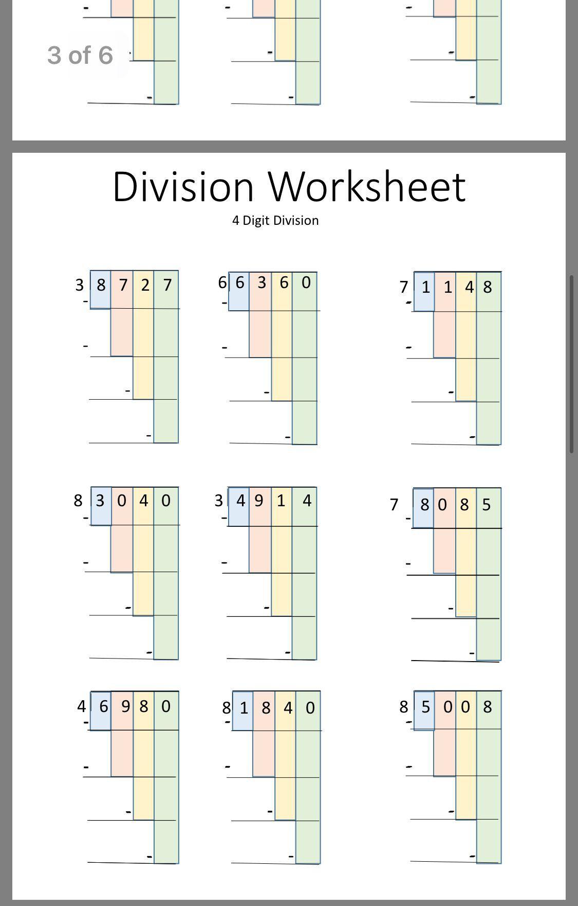 5 Bar Model Multiplication Worksheets In 2020 Math Division Math Division Worksheets Upper Elementary Math