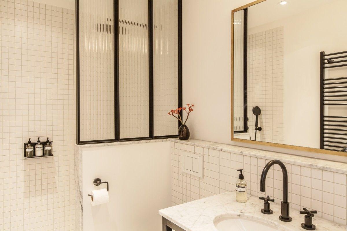 Slapen bij morgan & mees badkamer hotel review design hotel