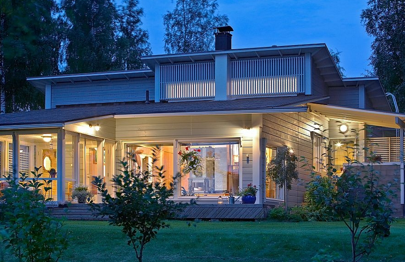 Dozens More Finnish Log Homes To Choose From The Award