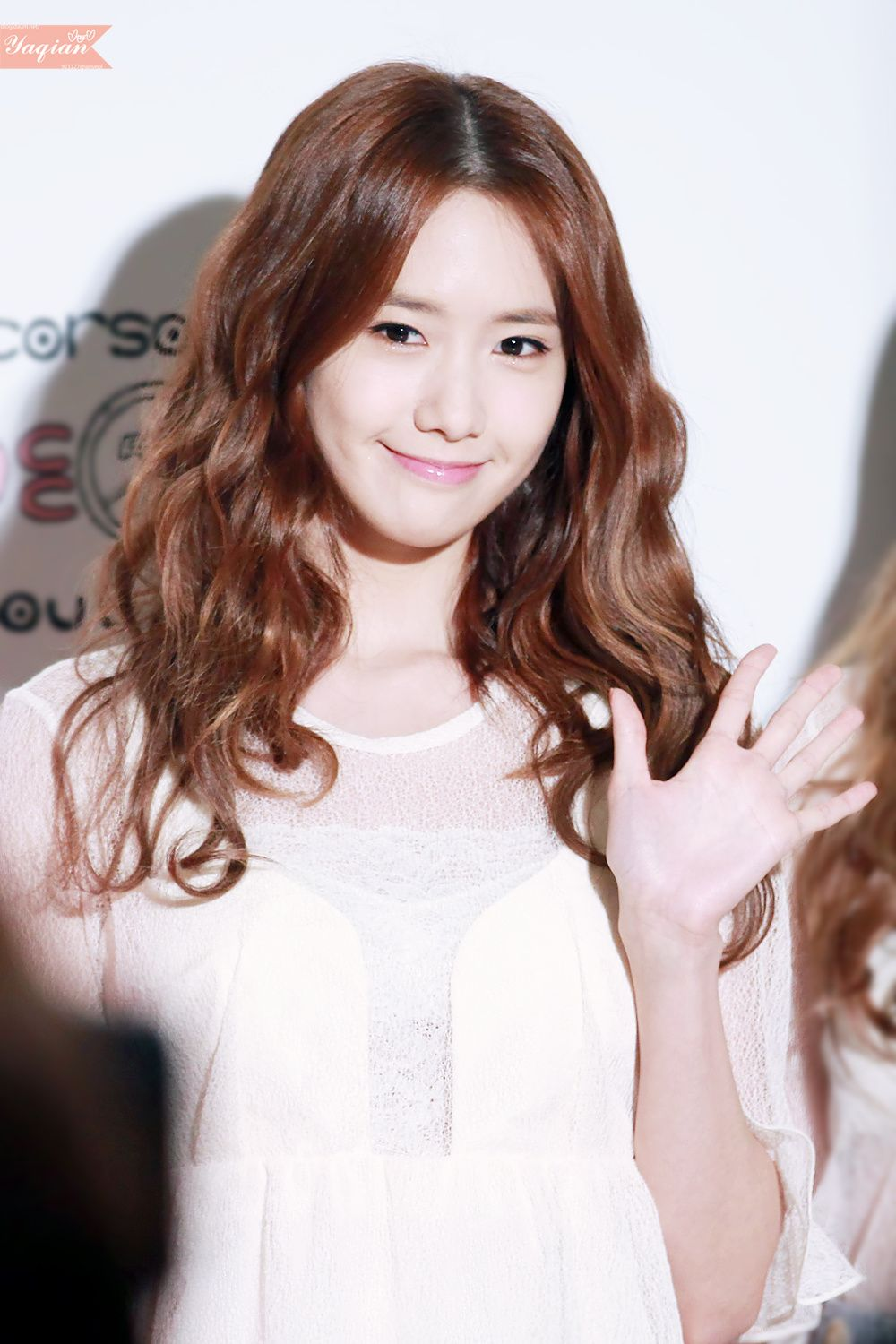 #Yoona #윤아 #ユナ #SNSD #少女時代 #소녀시대 #GirlsGeneration Corso Cosmo event 130328