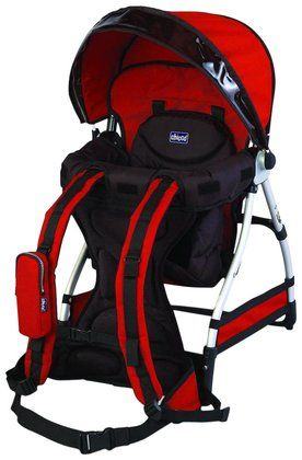 b6ff7fcd408 Chicco Smart Support Backpack - Red