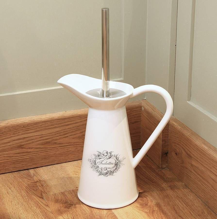 Bathroom Jug isabelle ivory vintage cast iron bathroom range | traditional