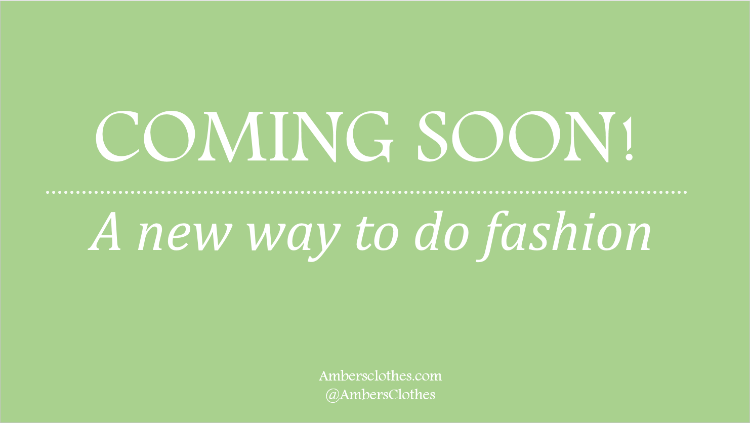 We're launching soon, keep your ears open for updates!