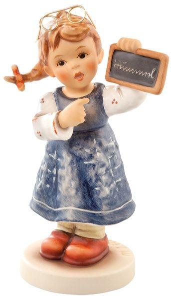 Hummel noviteiten 2013 | Hummel Beeldje Nachhilfe / Teaching Time | Peter's Hummel Home | De grootste collectie beeldjes | Hummel Disney Goe...
