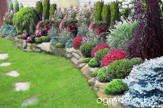 Ogrodkowe Perypetie Strona 39 Forum Ogrodnicze Ogrodowisko Small Gardens Backyard Garden Design Beautiful Gardens